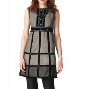 Anna Sui x Target Herringbone Studded Dress